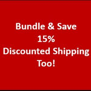 Other - BUNDLE & SAVE 15% - DISCOUNTED SHIPPING!!